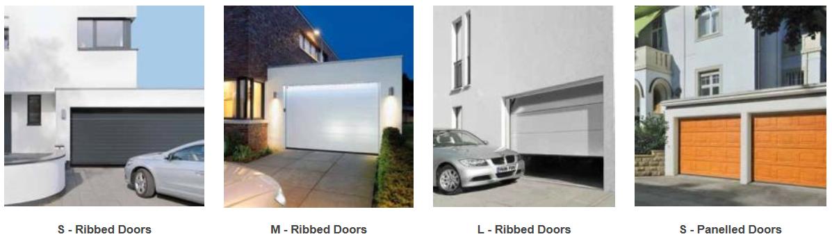 Sectional Doors Lgds