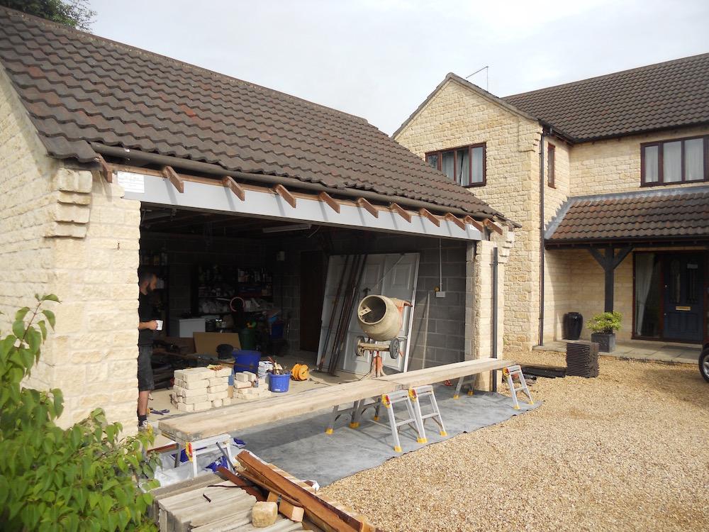 Double Garage Conversions Lgds