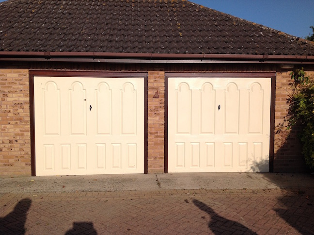 Twin King doors before Lgds Conversion