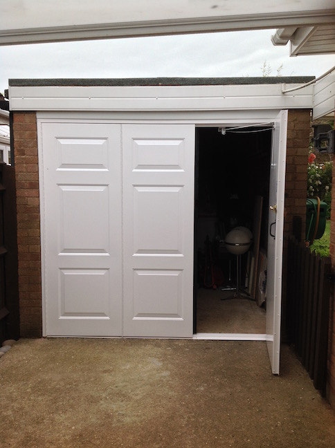 BGID Door with Bi fold option York Pattern