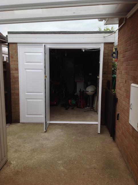 BGID Door with Bi fold option York Pattern