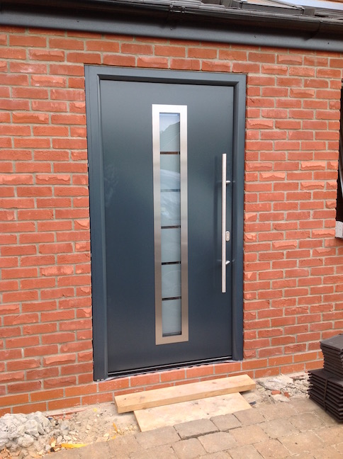 46 65 h rmann entrance doors case studies lgds. Black Bedroom Furniture Sets. Home Design Ideas