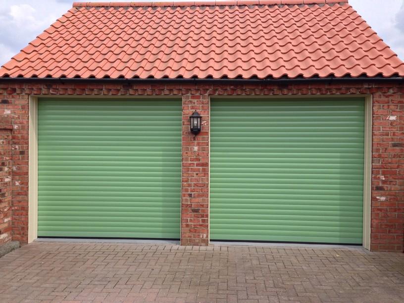 SecueuroGlide roller shutter doors