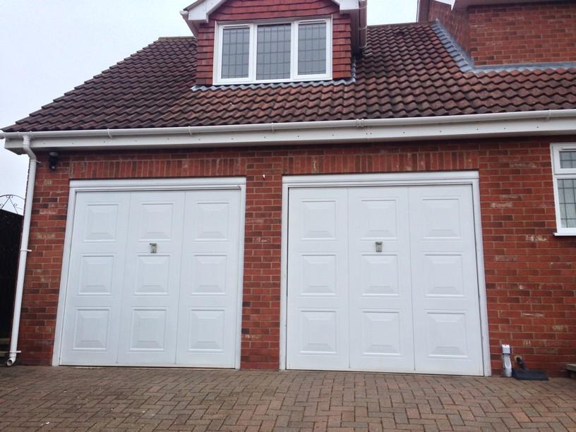 2 Henderson doors before update by LGDS LTD