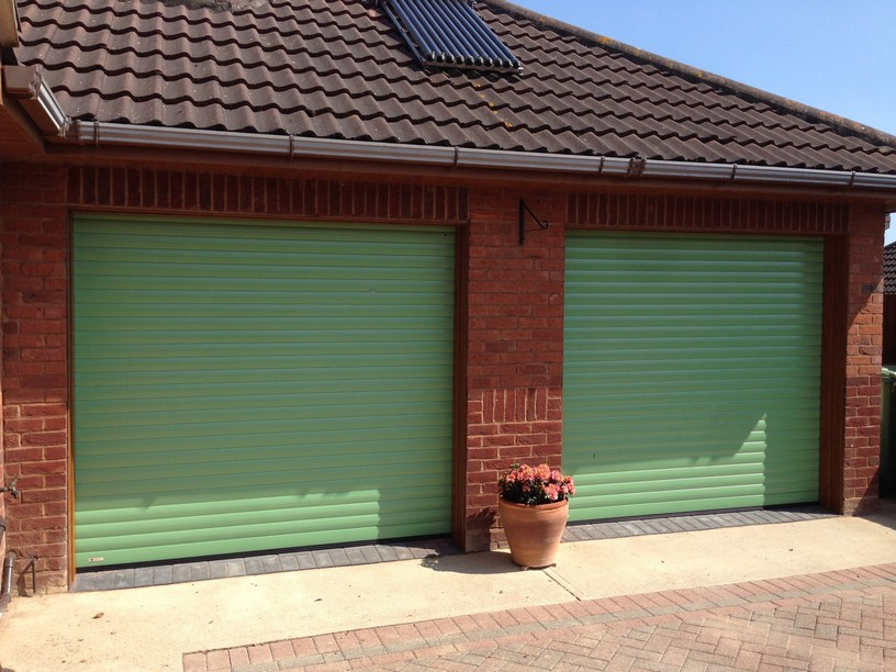 SWS Excel Roller shutters by LGDS LTD