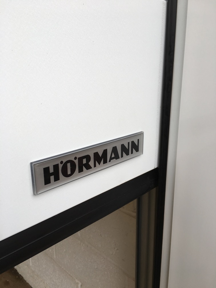 New Hörmann Badge