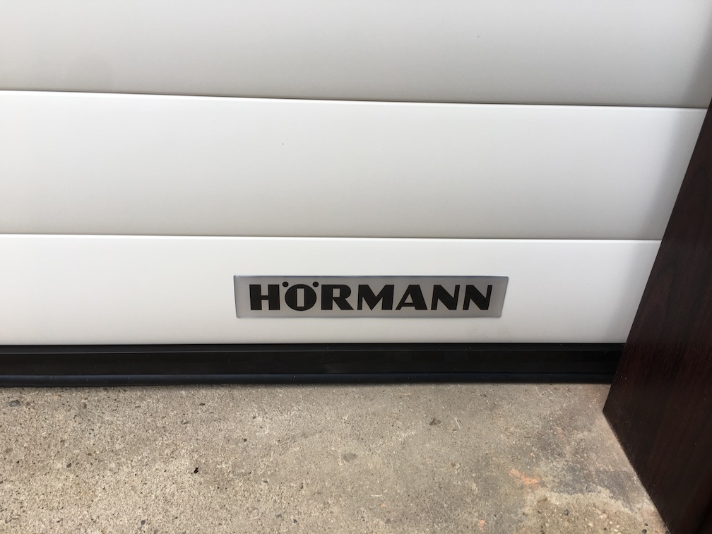 Hörmann RollMatic in Cream White