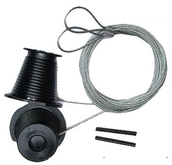 Cardale Pre-'CD45' Replacement Cone & Cable - 1984 to 1987