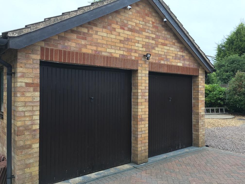 2 Timber doors before conversion