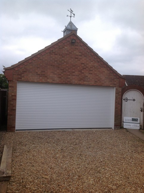 Double garage conversion Morton Lgds Ltd SWS