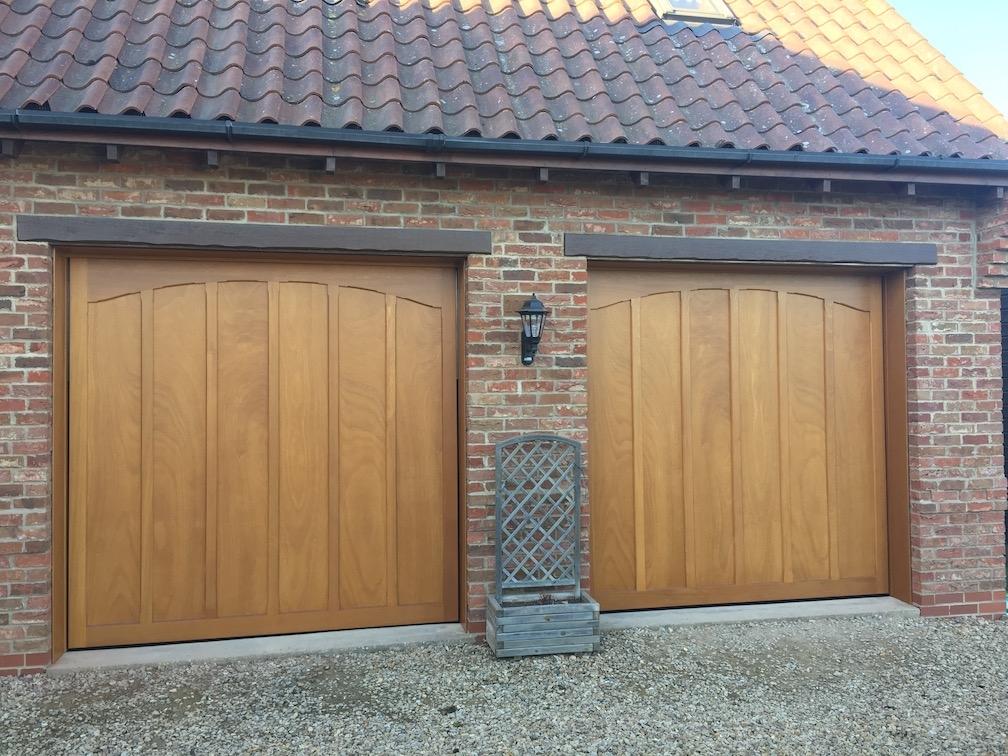2 Woodrite Washford doors