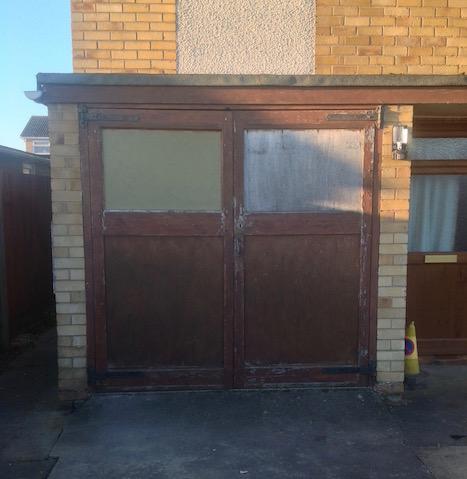 side hinge doors before update