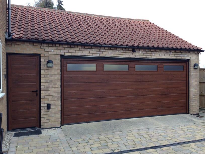 Garage Door Conversions - Case Studies - LGDS