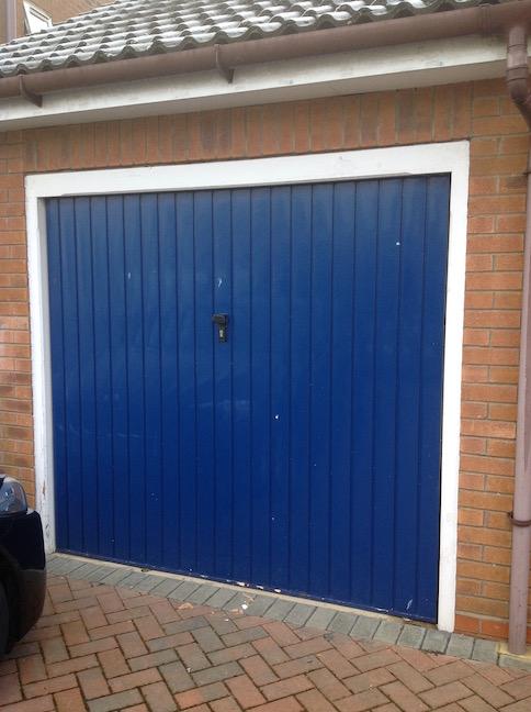 Old Cardale door before update by LGDS Ltd