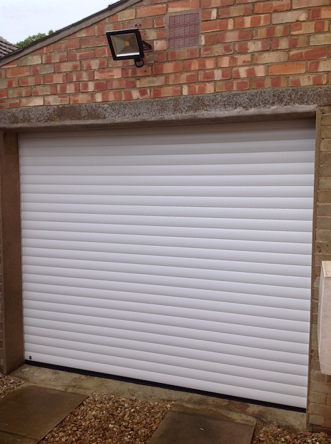 Hormann RollMatic in White