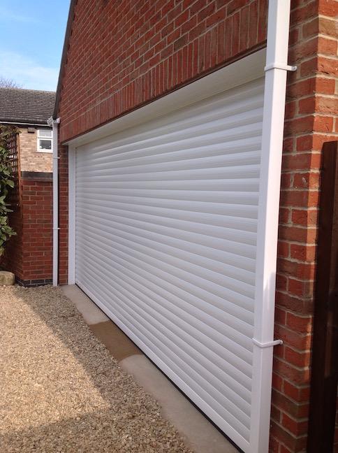 New Securoglide door installed