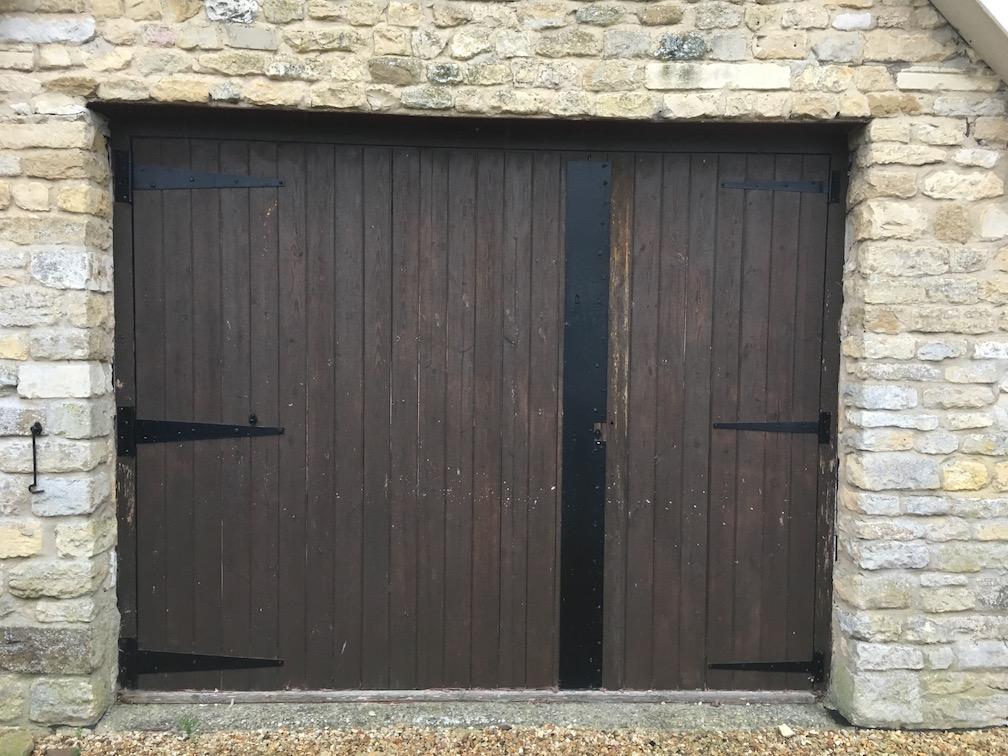 Wessex Side Hinge Doors