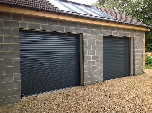 Trojon roller shutter doors