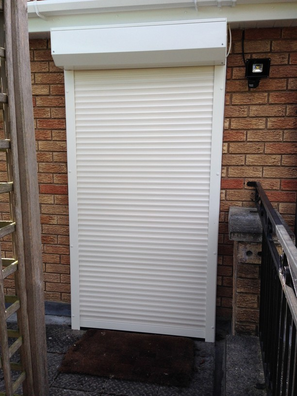 sws Securoshield shutter by lgds