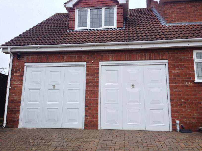 2 Henderson doors before update by LGDS LTD