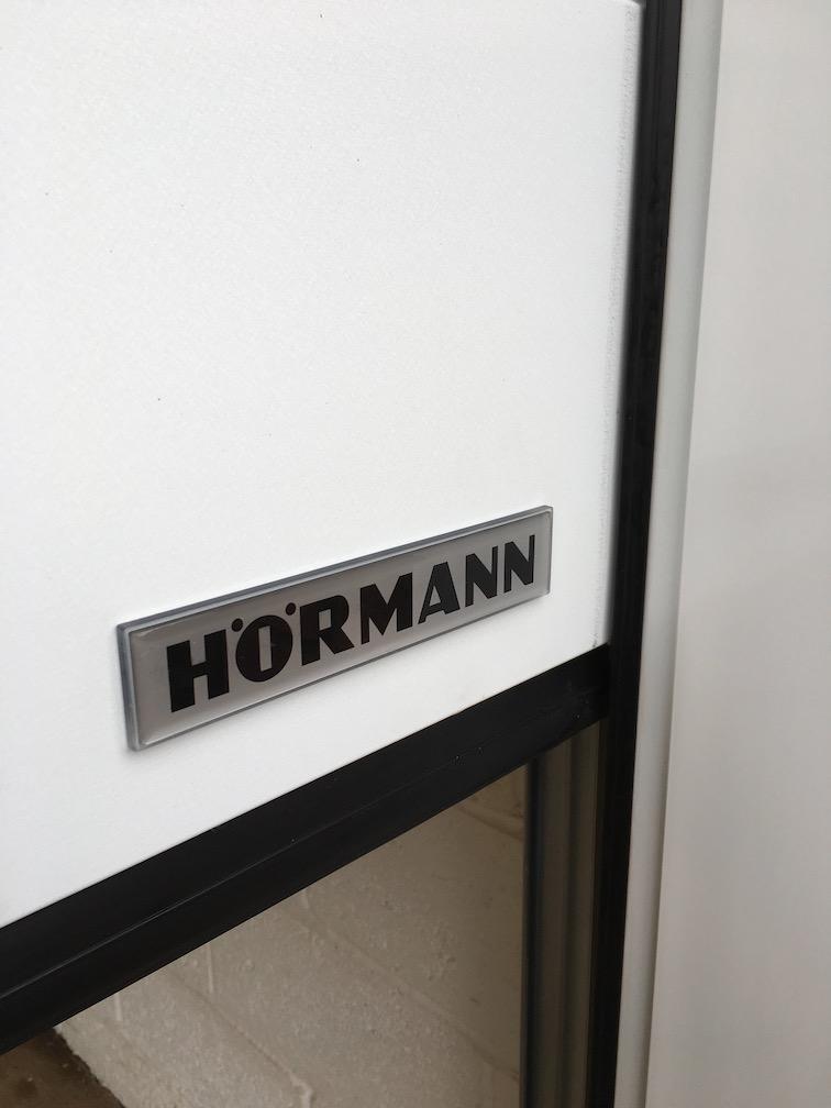 New Hörmann Badge