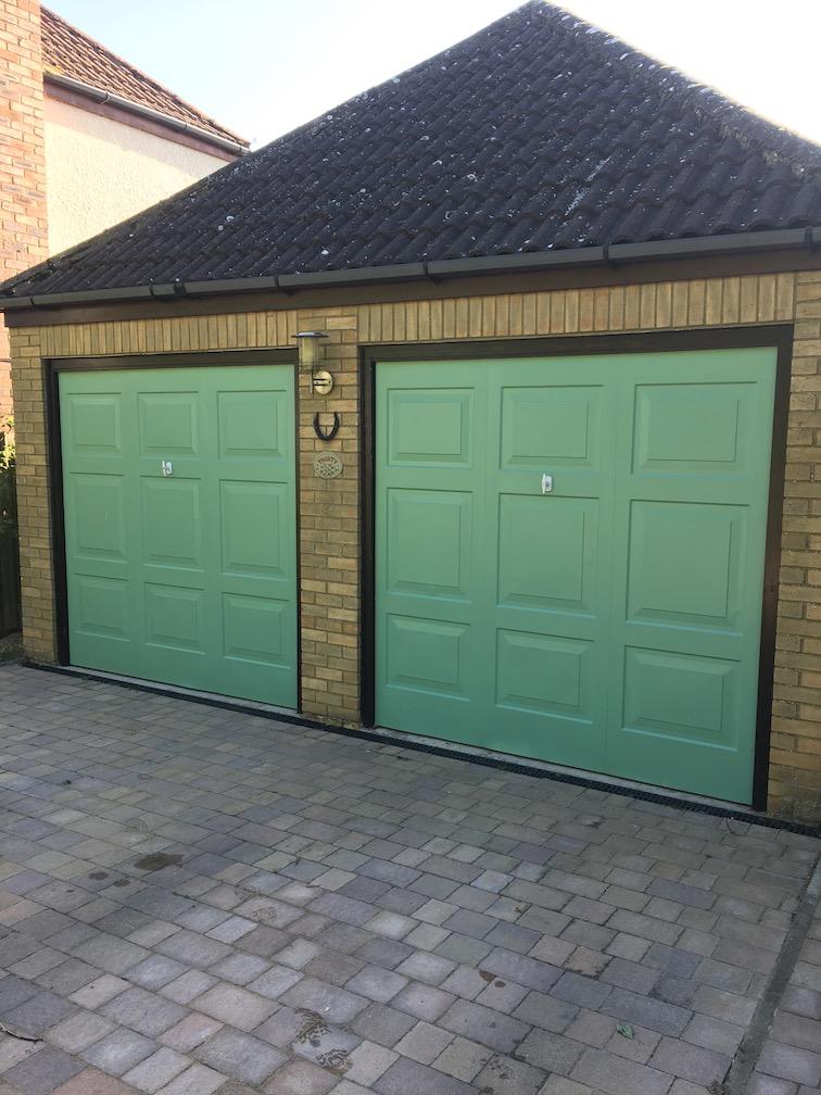 2 Henderson doors before update