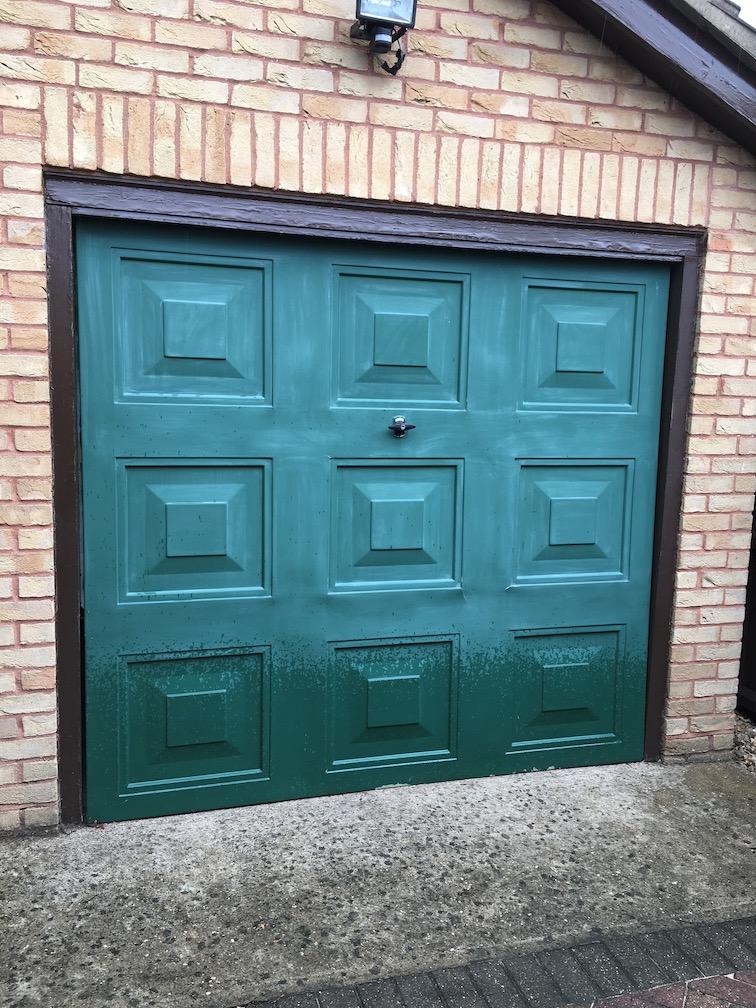 An old Kind door prior to update