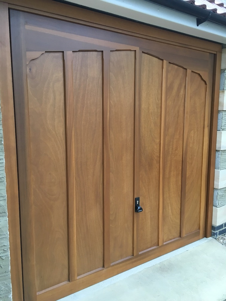 Woodrite Somerset Tickenham in Light Oak