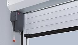 External motor unit & pull release