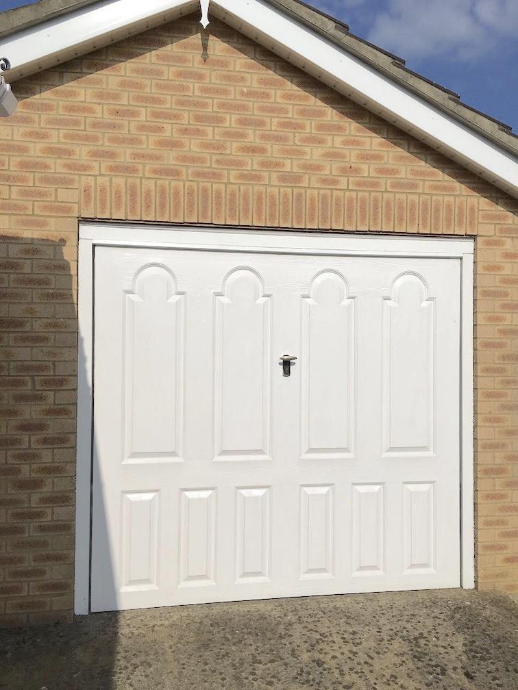 Old King door before update